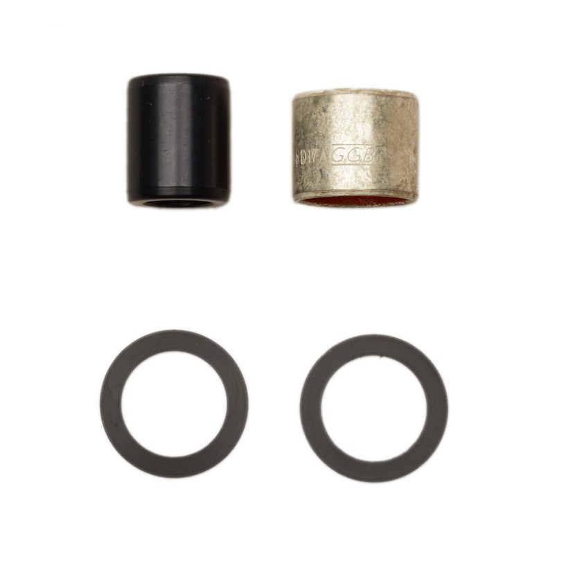 4 pc Lower Shock Reducer Kit