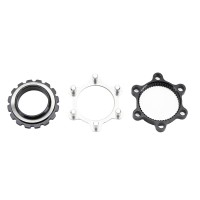 Ashima Centerlock Adapter For 6 Bolt Rotors image 1
