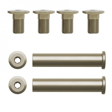 HD5/HD4 Upper Link Mounting Bolts - Set of 4